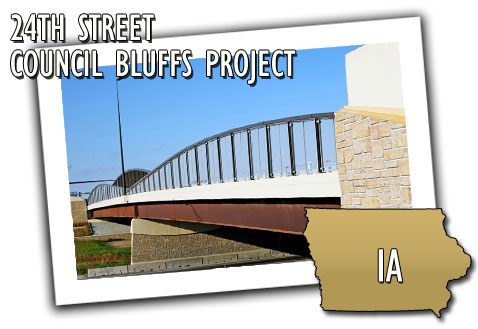 24th Street Council Bluffs Project