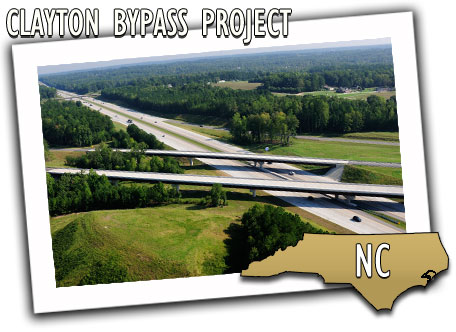 Clayton Bypass Project
