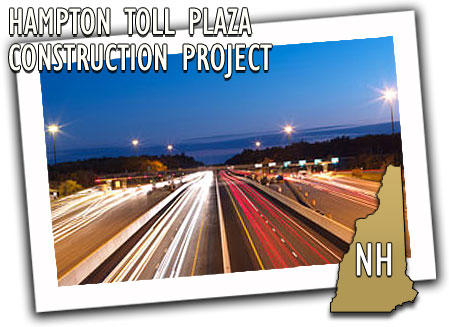 Hampton Toll Plaza Construction Project