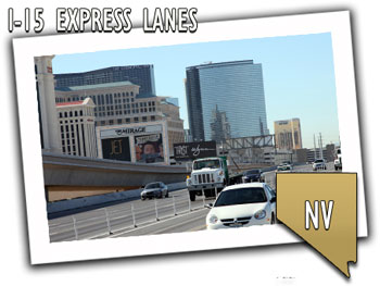 Nevada Department of Transportation I-15 Express Lanes