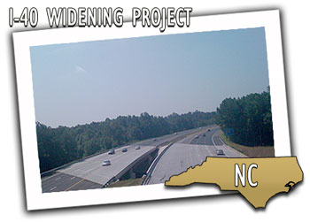 I-40 Widening Project