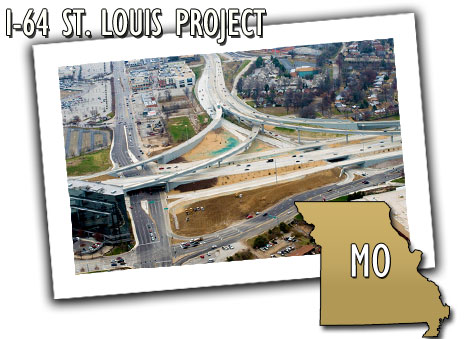 I-64 St. Louis Project