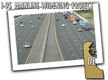 I-95 Mainline Widening Project